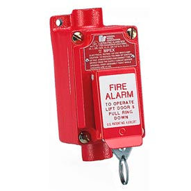 Explosion-Proof Fire Alarm Pull Station