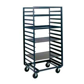 Mobile Steel Pan And Tray Racks