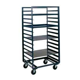 Durham Mfg.® Mobile Steel Pan & Tray Rack Trucks