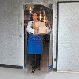 Walk-In Freezer Swinging Doors