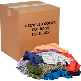 Global Industrial™ Bulk Cleaning Rags