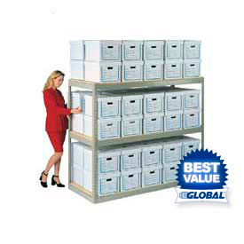 "Record Storage Center - 36"", 60"" & 84"" High"