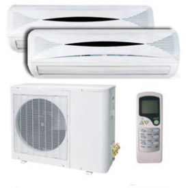 DUCTLESS AIR CONDITIONER, DUCTLESS HEAT PUMPS, DUCTLESS SYSTEM