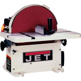 "JET 708433 JDS-12B 1HP 1-Phase 115/230V 12"" Bench Disc Sander less DC"