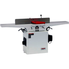 "JET 718200K Model JWJ-8CS 2HP 1-Phase 230V 8"" Closed Stand Jointer"