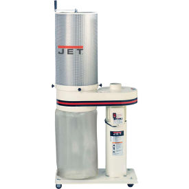 JET 708642CK Model DC-650CK 1HP 650CFM Dust Collector W/ 2 Micron Canister Filter