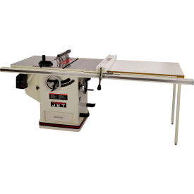 """JET 708675PK 3HP 1-Phase 50"""" Rip 10"""" Deluxe XactaSaw Table Saw by"""