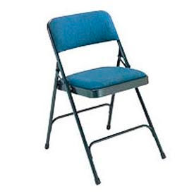 National Public Seating® Fabric Upholstered Folding Chairs
