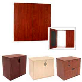 Regency - Manager Series - Combination File Cabinets & Conference Boards