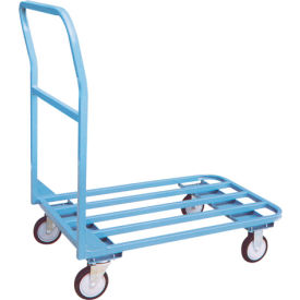 Tubular Steel Deck Platform Trucks