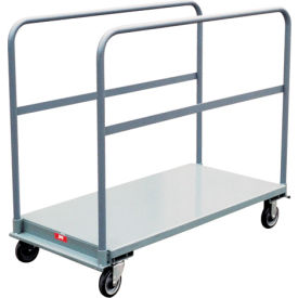 Long Roll Steel Deck Platform Trucks