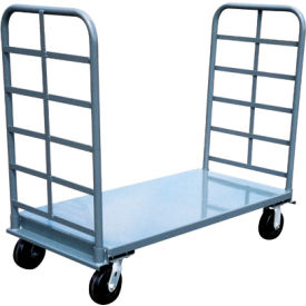 Twin Handle Steel Deck Platform Trucks