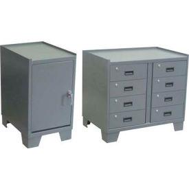 Heavy Duty Cabinets With Work Surface