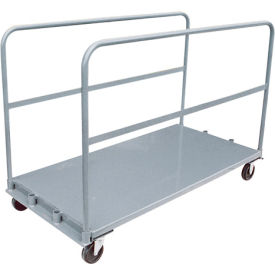 Adjustable Sheet & Panel Mover Trucks With Two Dividers