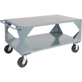 Jamco Mill Duty Mobile Steel Tables