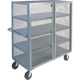 Heavy Duty Clearview Mesh Security Trucks