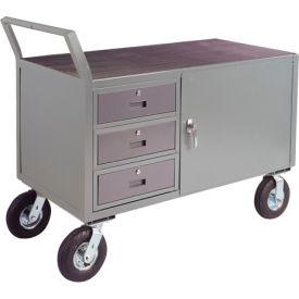 Steel Instrument Security Carts