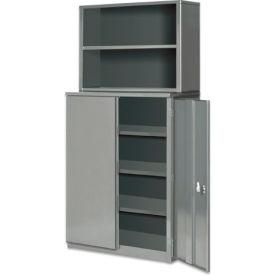 Pucel™ - Steel Bookshelf Cabinets
