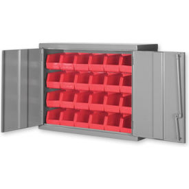 Welded Wall Bin Cabinets