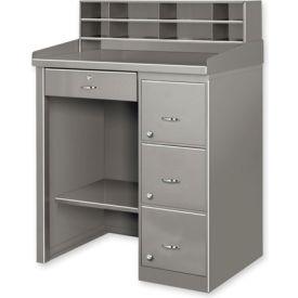 Single And Double Pedestal Shop Desks