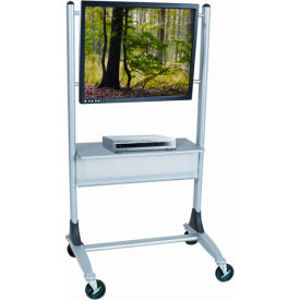 Balt® Platinum Series Flat Panel Monitor & Plasma, LCD TV Cart
