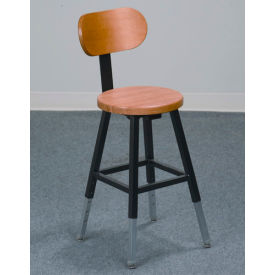 Balt® - Adjustable Height Lab Stools