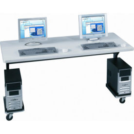 Mobile Computer Desks and Workstations