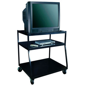 Sandusky Wide Body TV Monitor Carts