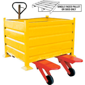 """Big Wheel"" Bulk Container Pallet Truck"