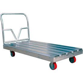 Vestil Aluminum Channel Deck Platform Trucks
