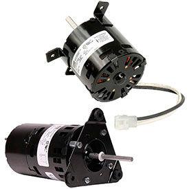 3.3 Inch Diameter Flue Exhaust & Draft Booster Blower Motors