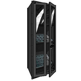 30 Inch Wide Rousseau Slanted Tool Storage Shelving