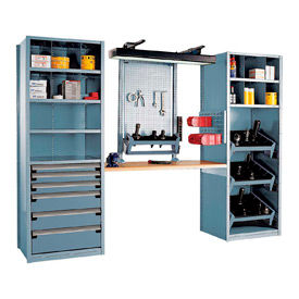 120 Inch Rousseau Multipurpose Workstations