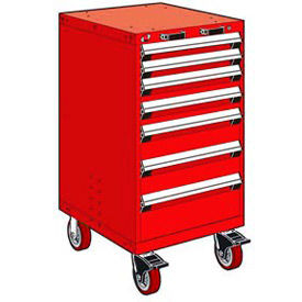 "Rousseau 24""W Mobile Heavy Duty Modular Drawer Cabinets"