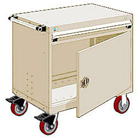 "Rousseau 30""W Mobile Heavy Duty Modular Drawer Cabinets"
