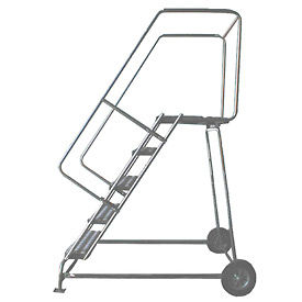Aluminum Wheelbarrow Ladders