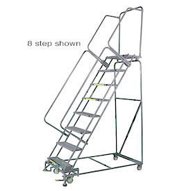Stainless Steel Ladders - Lockstep