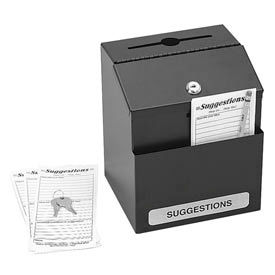 Safco® - Suggestion Boxes
