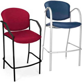 OFM -  Café Height Chair With Arms