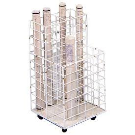 Safco® - Heavy Gauge Steel Wire Roll Files