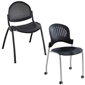 Safco® Stackable Chair Collection