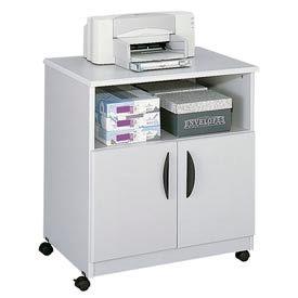 Wood Printer Stands