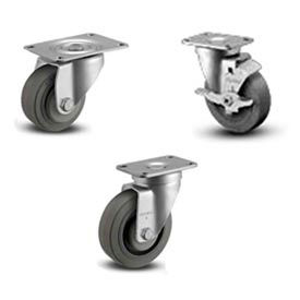 Albion® DC Series Institutional Casters