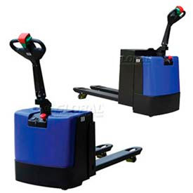 Wesco® Self Propelled Electric Power Pallet Jacks