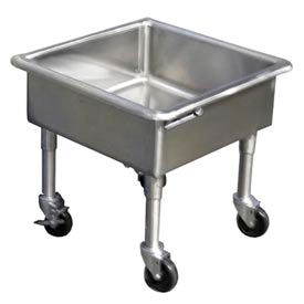 Nsf Stainless Steel Mobile Soap Sinks
