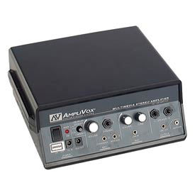 Amplivox® - Stereo Multimedia 50 Watt Amplifier