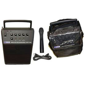 Amplivox® - Wireless Rechargeable Mity-Vox