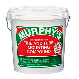 Tire & Tube Mounting Compound