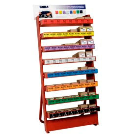 Wheel Weight Assortments Display Racks