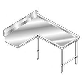 Deluxe Right Hand Clean Dishtables